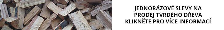 Tvrdé dřevo - akční nabídka